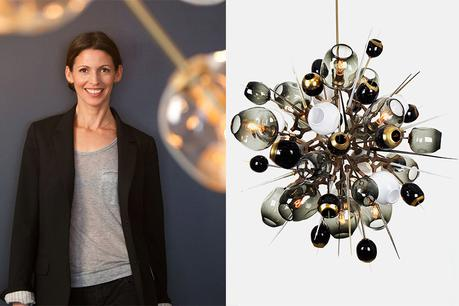 Designer Lindsey Adelman.
