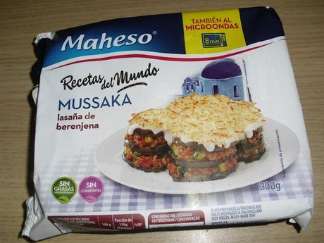 MAHESO AL HORNO