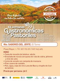 IX Jornadas Micológicas Valle del Jerte (12 noviembre 2017)