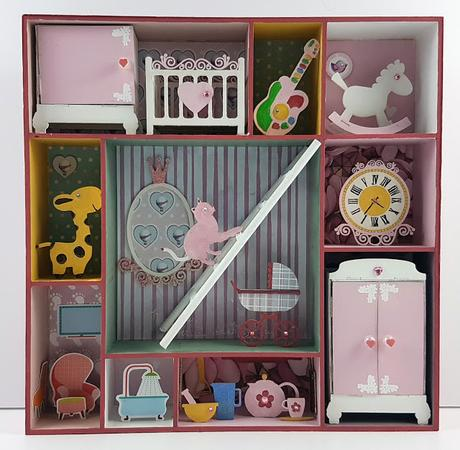 Cómo hacer una casita de muñecas, con Kora Projects