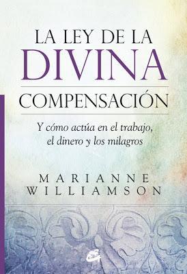 Rincón de Lectura de los Viernes a Ley de la Divina Compensación de Marianne Williamson