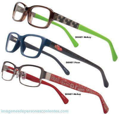 lentes opticos para niños disney mickey