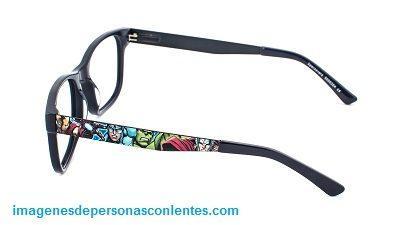 lentes opticos para niños disney iroman