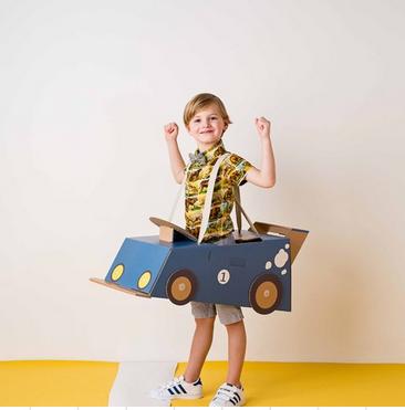 Mister Tody, juguetes ecológicos de cartón