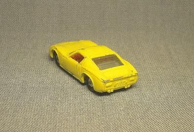 Lamborghini Miura de Matchbox