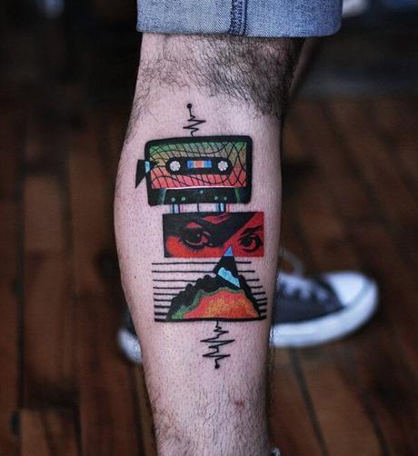 tataujes-piernas-colorido