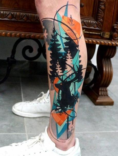 30 ideas increibles de tatuajes en las piernas