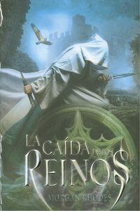 portada del libro la caída de los reinos