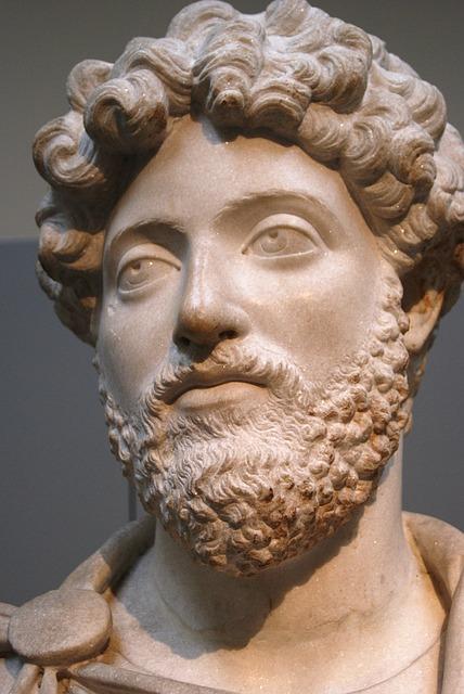 Marco Aurelio, junto con su hermano Lucio Vero, compartieron muy a gusto el trono de Roma