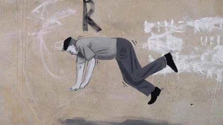 ARTISTAS URBANOS: ESCIF