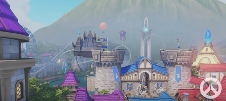 Overwatch presenta Blizzard World y nuevo personaje Moira