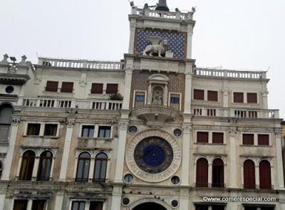 Viajar a Venecia con problemas alimenticios