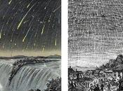 gran lluvia estrellas fugaces noviembre: Leónidas