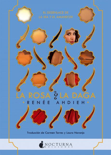 Reseña 272. La rosa y la daga de Renee Ahdieh