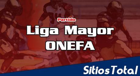 Potros Salvajes UAEM vs Leones UAC en Vivo – Liga Mayor ONEFA – Viernes 3 de Noviembre del 2017