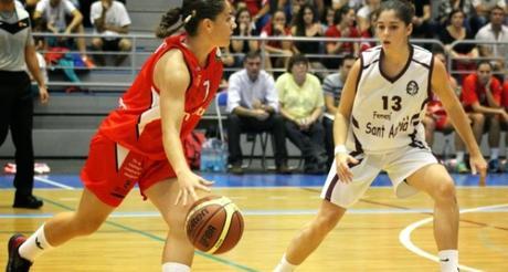 Lointek Gernika Bizkaia vs Star Center Uni Ferrol en Vivo – Baloncesto Liga Femenina – Sábado 4 de Noviembre del 2017