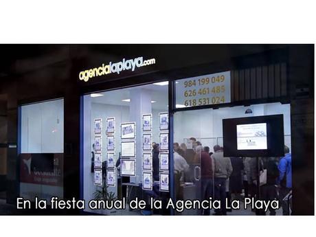 Fiesta para clientes de Agencia La Playa