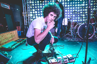 Ron Gallo - Black Market Eyes (Live at The Current) (2017)