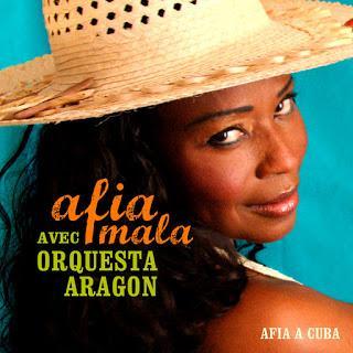 Afia Mala Avec Orquesta Aragón - Afia A Cuba
