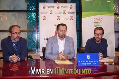 El Ayuntamiento de Dos Hermanas y la Fundación Andalucía Olímpica renuevan el convenio de colaboración