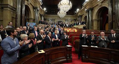 ¿Qué pasó la última vez que Cataluña proclamó la independencia?
