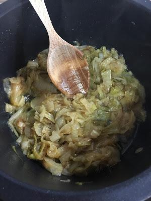Sopa De Cebolletas Con Huevo