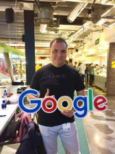 Todo lo que aprendí en mi más reciente visita a la sede de Google