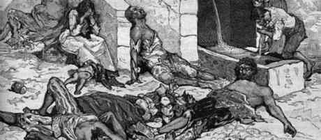 La peste ayudó a los ESPARTANOS para aniquilar a miles de hoplitas atenienses