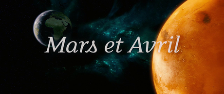 Mars et Avril - 2012