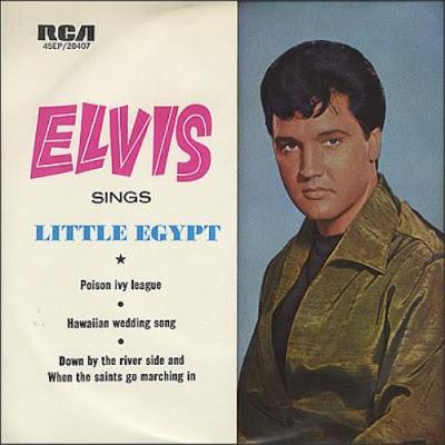 [Clásico Telúrico] Elvis Presley - Poison Ivy League (1964)