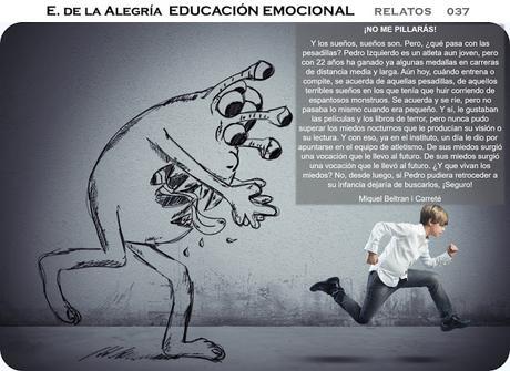 Educación Emocional en la escuela y en el hogar. Colección Cuentos Cortos 37