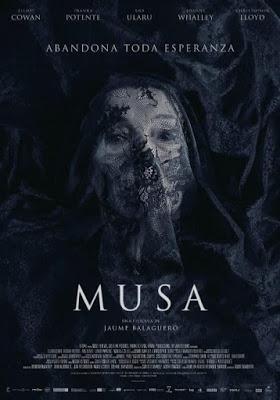 Musa: La última película tras las cámaras de Jaume Balagueró.