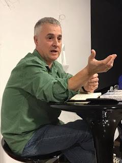 Club de lectura Cosas&Musas. Protagonista Julio C. Cano