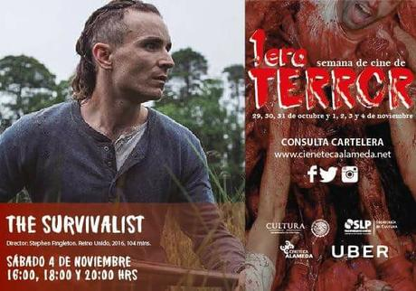 Concluye la semana de Cine de Terror en la Cineteca Alameda