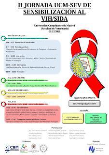 II Jornada UCM-SEV de Sensibilización al VIH/Sida