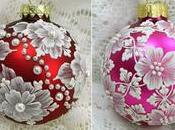 Aprende cómo pintar esferas navideñas forma espectacular