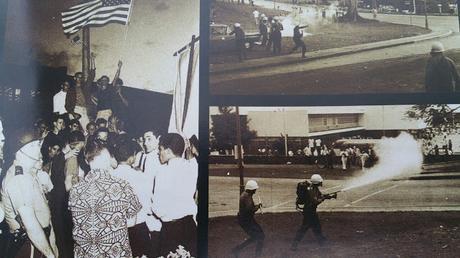 Corría el año 1955. Para ser exactos el día 25 de enero, en el Palacio de las Garzas