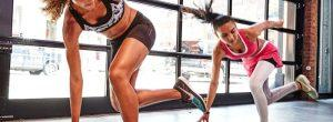 Diez mejores ejercicios de fitness que queman grasa