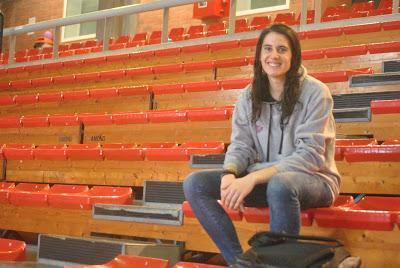 """Cristina Hurtado: """"No me ganaré la vida como jugadora y prefiero disfrutar del baloncesto en el Bàsquet Femení Sant Adrià"""""""