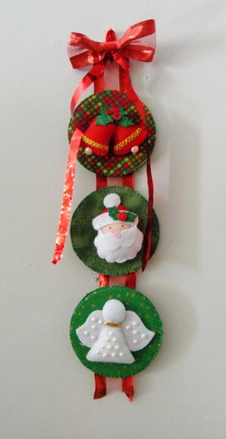 15 hermosos adornos navide os realizados con cds - Decoracion navidena artesanal ...