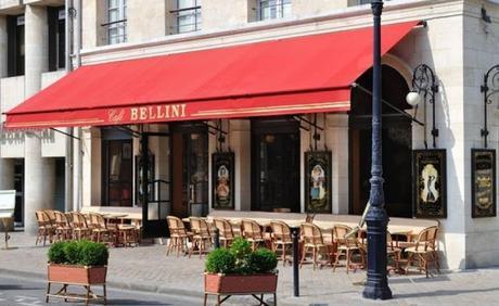 Restaurante Café Le Bellini, Bordeaux (Francia)