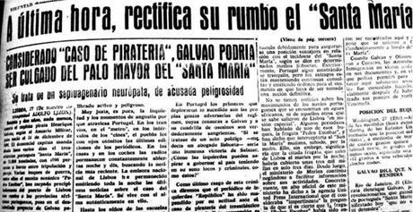 Operación Dulcinea, Santa Liberdade