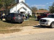 Confirman menos muertos tiroteo iglesia bautista Texas