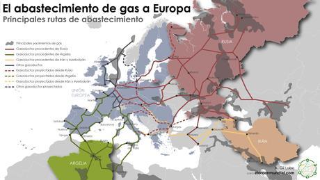 """""""La energía nuclear rusa, clave de liderazgo geopolítico"""" por Ricardo Lenoir-Grand"""