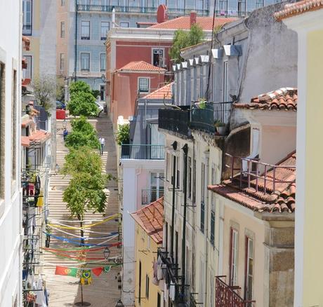 Luminosa Lisboa {Parte II: Chiado y Barrio Alto}