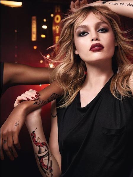 Actitud YSL Beauty: Olvida Las Reglas Del Maquillaje