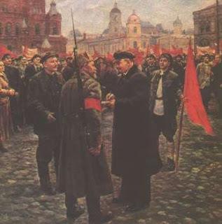 'Octubre Rojo', el triunfo de la obstinación bolchevique