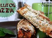 Aperitivos Originales. Rollitos Pizza