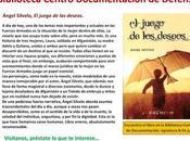 Ángel silvelo, juego deseos: libro biblioteca centro documentación ministerio defensa