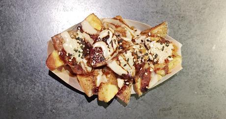 Smokmok, comida fusión en Yatai market